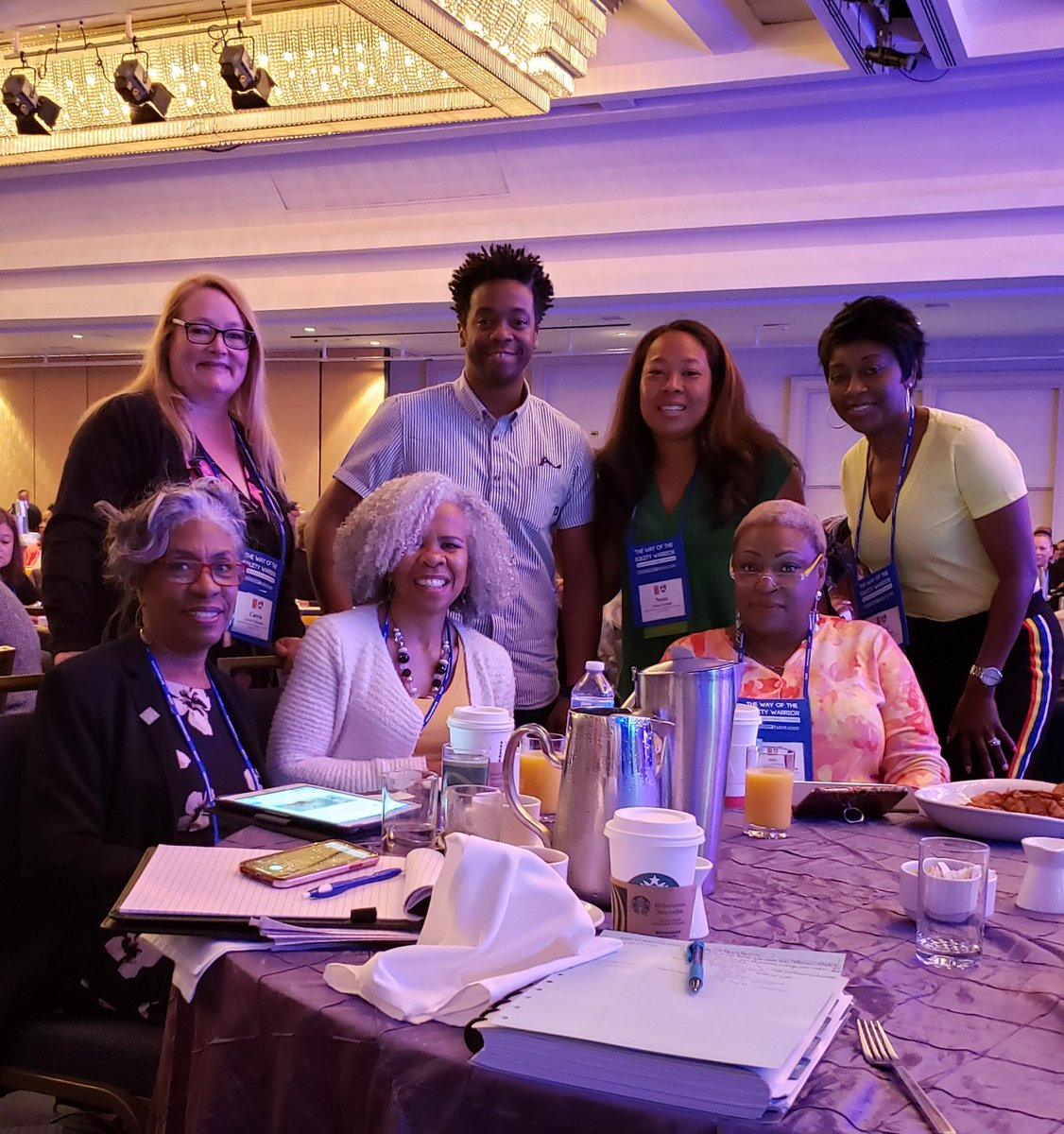 The way of the Equity Warrior - what's your GEAR UP Code? #Connection #Hope #Resliency #GEARUPworks @mbrt @MdPublicSchools @MDMHEC<br>http://pic.twitter.com/dT4h0tD8K7 – à Hilton San Francisco Union Square