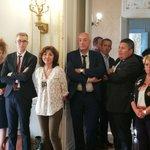 Image for the Tweet beginning: A la réunion de fin