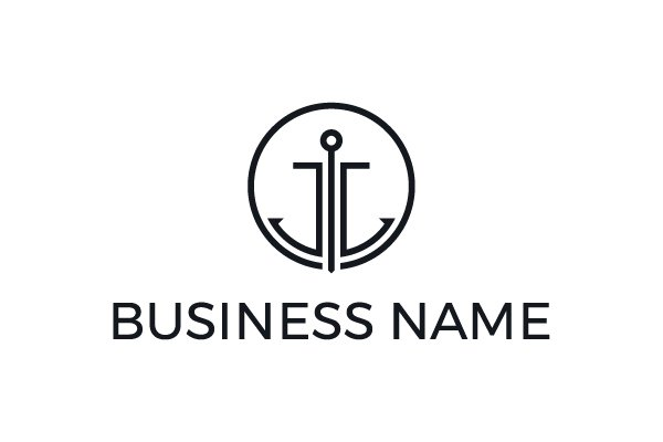 Unique Elegant Anchor Logo for Sale  https://www.logoground.com/logo.php?id=160291…  #anchor #stable #grounded #security #secure #fashion #cosmetics #apparel #accessories #personal #brand #hold #stability #modern #consulting #consultant #marina #marine #atlantic #pacific #sea #ocean #ship #capital