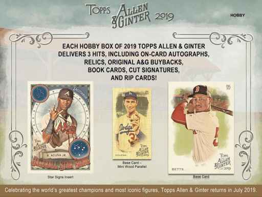 #hititFirst TSB new release Allen & Ginter, dual box breaks donation proceeds to boys & girls club , lets find some monsters and hit it first https://wp.me/p7LgtN-enO