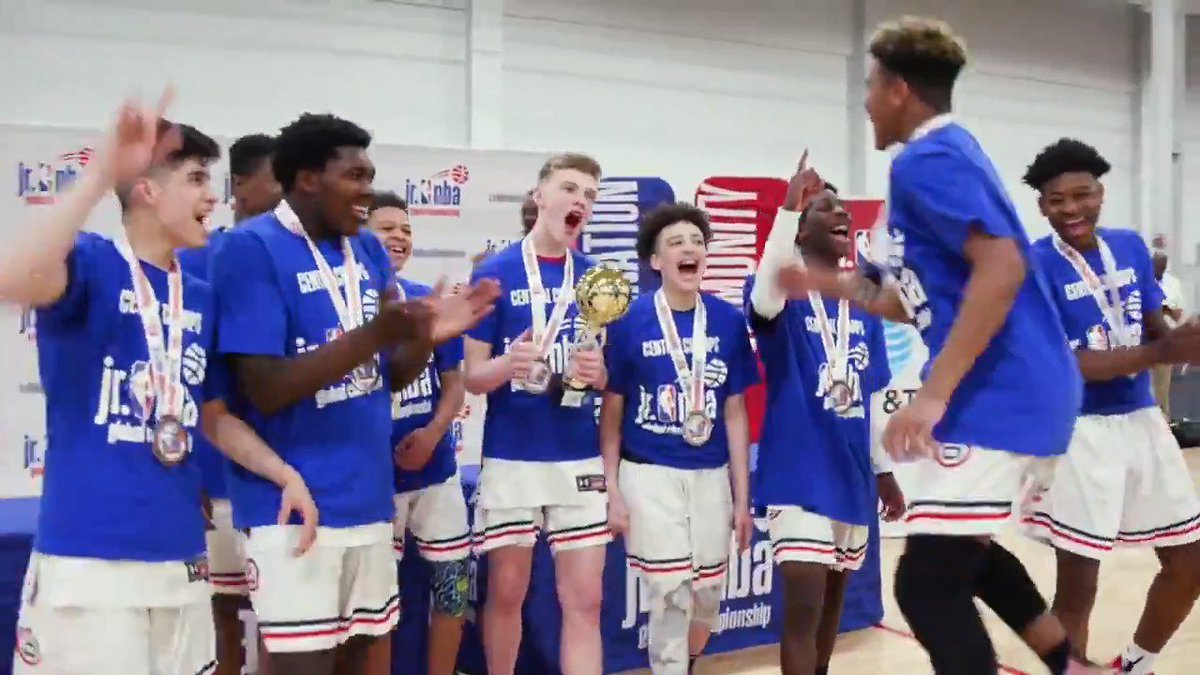 "#RT @NBA: RT @jrnba: ""We are Power Elite!"" Drive5 Power Elite is headed back to defend their #JrNBAGlobalChampionship title in August! Relive the journey they have taken to secure a second trip to Orlando 👀🔥"