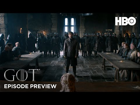 Game of Thrones | Season 8 Episode 2 | Preview (HBO) https://t.co/sD7pCyzPYr https://t.co/CdKmr86vvE