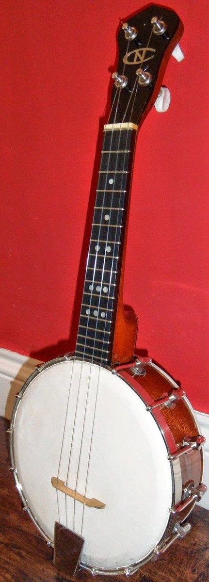 Ron Beddoes nc banjolele