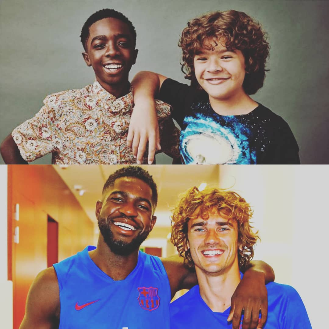 New actors for the best series: @Stranger_Things