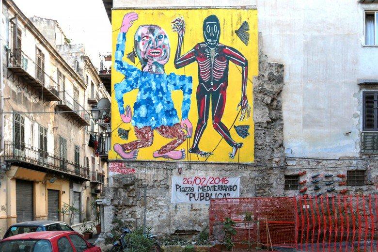Su @Secondowelfare si parla degli obiettivi e delle azioni messe in campo dal nostro progetto #Casaaballarò nel quartiere #Albergheria di #Palermo. @ConiBambini