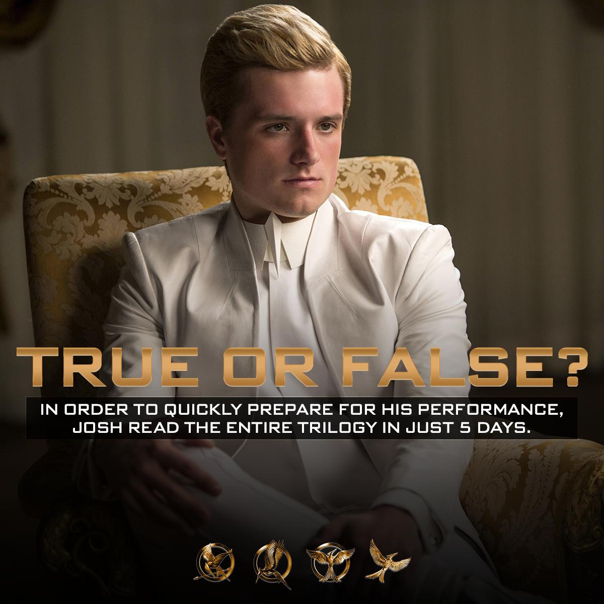 The Hunger Games On Twitter Hungergames Fans Is This Fact