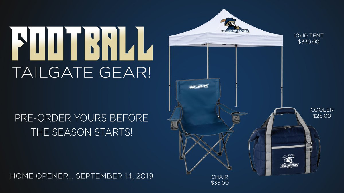 .@CSUFB tailgate gear on sale now - http://bit.ly/30zXuUK  #JoinTheSiege