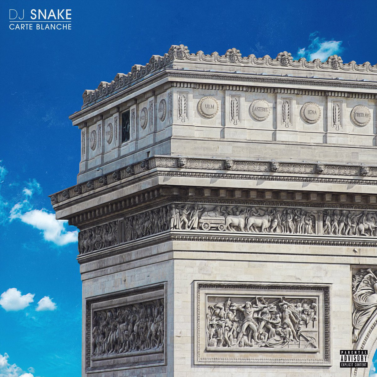 "DJ SNAKE on Twitter: ""Carte Blanche ~ July 26th… """