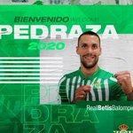 Image for the Tweet beginning: 📣FICHAJE: Pedraza llega cedido a
