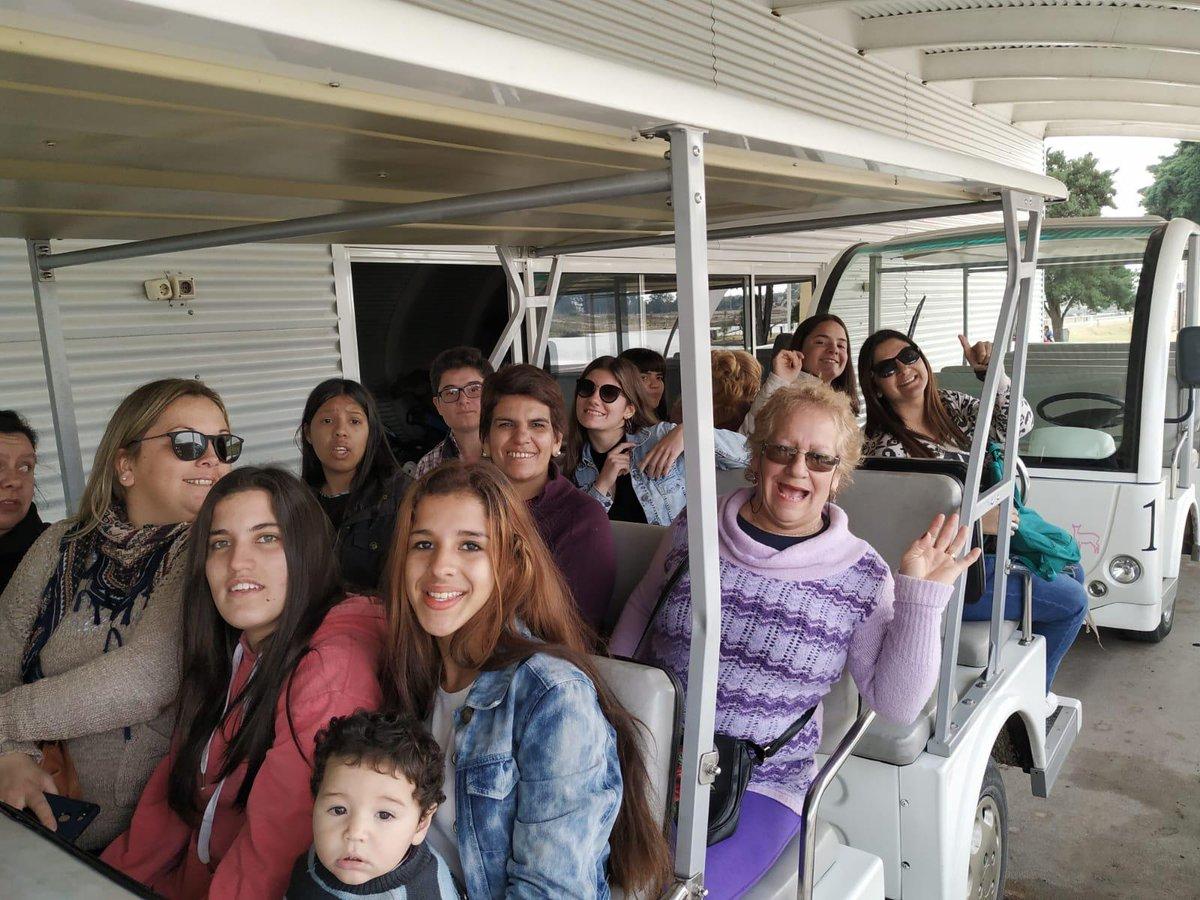 #VacacionesDeJulio 🙌 Jóvenes del Hogar Adolescente de #INAU en #Mercedes (Soriano) visitaron y recorrieron la Reserva de Flora y Fauna Dr. Talice. ¡Las vacaciones se disfrutan también en la naturaleza!