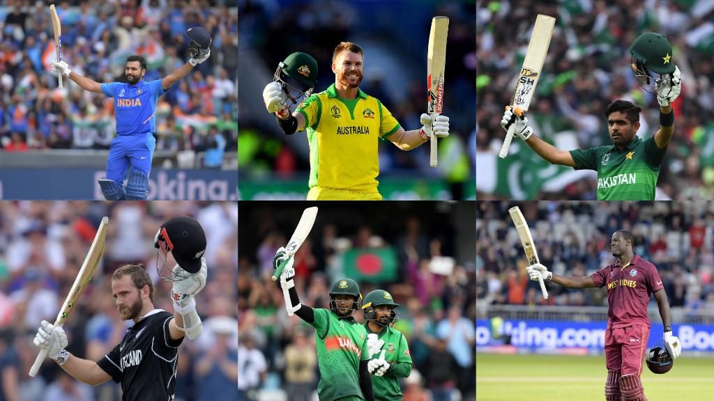 What was your favourite century at #CWC19?