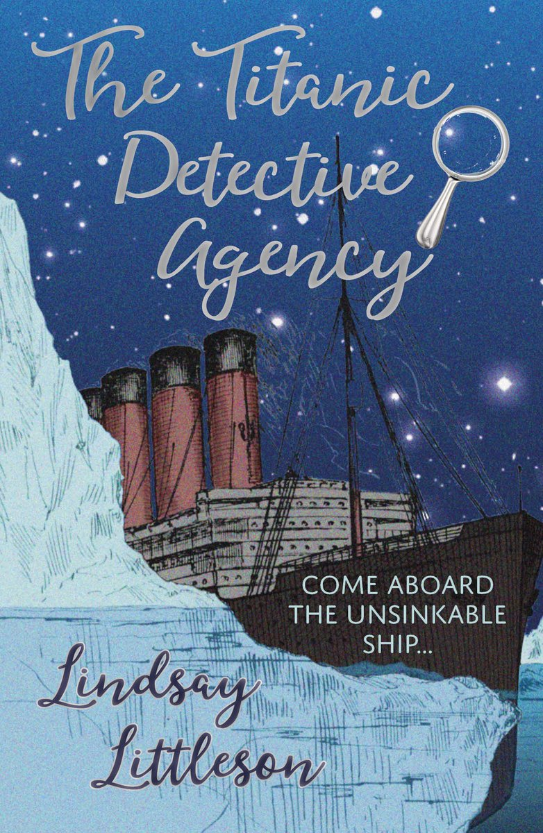 If anyone's heading off on a cruise, they might enjoy The Titanic Detective Agency as their holiday read. #kidlit #SummerReadingChallenge<br>http://pic.twitter.com/3GoTLkjVxX