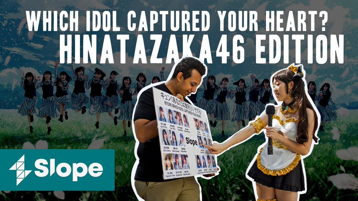 We went to Anime Expo to find out who is everyone's favorite Hinatazaka46 member! Japanese subtitles are available. #日向坂46  https:// youtu.be/zs8WEAJmSR8     <br>http://pic.twitter.com/gkvHNNnl32