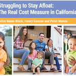 Image for the Tweet beginning: The Real Cost Measure Report