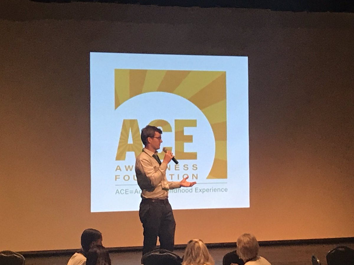 Thank you @AceAwareness for your amazing support!! #TIEnetwork2019