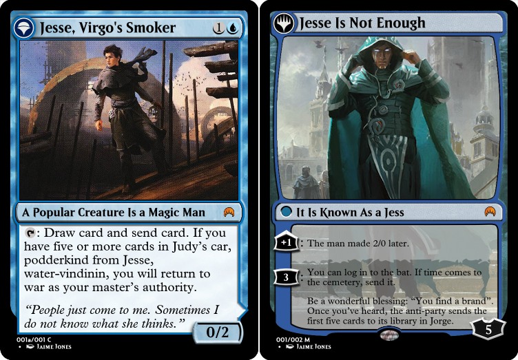 He's popular, he's a wonderful blessing, he can make 2/0, and if you need a Virgo smoked he's got the podderkind ready, but he just... isn't enough, you know?  #MtG #GoogleTranslatesMtG #JaceVrynsProdigy  Art by:  http://www. artpad.org    <br>http://pic.twitter.com/tVay594nQD