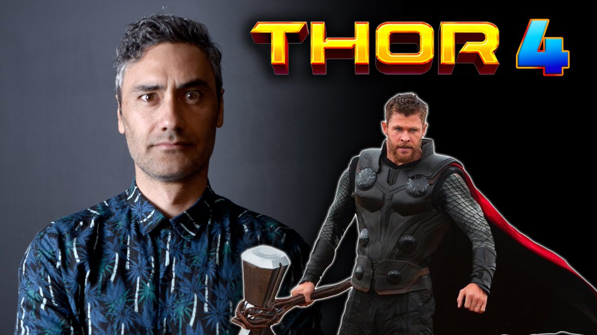 BREAKING: 'Thor: Ragnarok' director Taika Waititi will return to direct 'Thor 4' (via @THR)