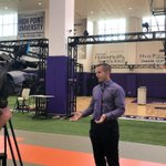 A big 'thanks' goes out to our friends at @SpecNewsTriad for interviewing @HighPointU's Dr. Matthew Kuennen, assistant professor of exercise science! Kuennen talks about how to stay safe when it's hot outside. #HighPointUniversity #HPU