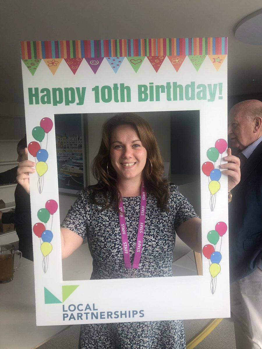 RT @EmilySc72628470 A very happy 10th birthday to @LP_localgov #lp10thbirthday