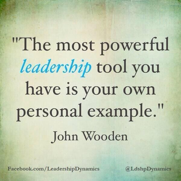 John Hall On Twitter The Most Powerful Leadership Tool You Have