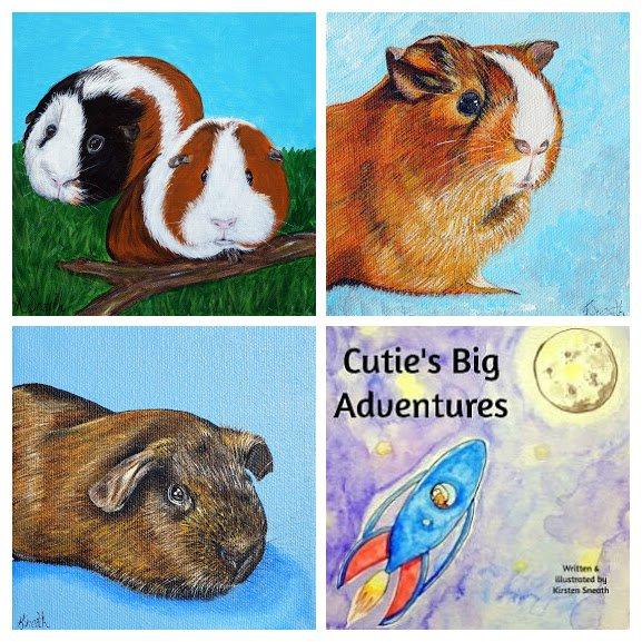 Happy #GuineapigAppreciationDay ! #lovecutie #petportraitartist #kidsbooks #loveguineapigs #guineapigadventures  http:// blurb.com/b/8696440-cuti e-s-big-adventures  …  Thank you @caseybella3 !! <br>http://pic.twitter.com/2VM6EH3xZb