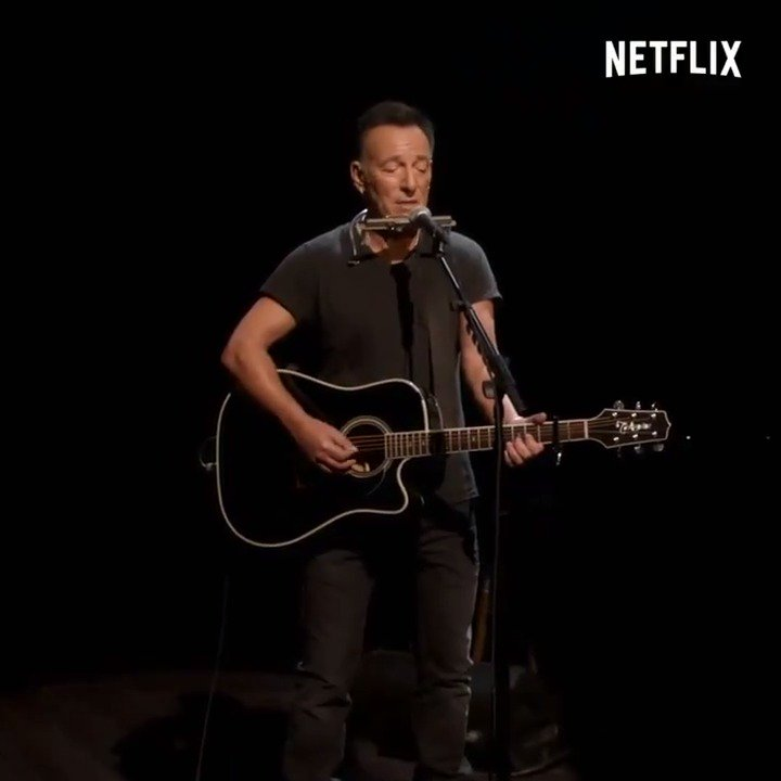 Congratulations to Bruce, @ThomZimny, and everyone who worked on #SpringsteenBroadway for earning 2 Emmy nominations! Watch now on @netflix: netflix.com/springsteenonb…