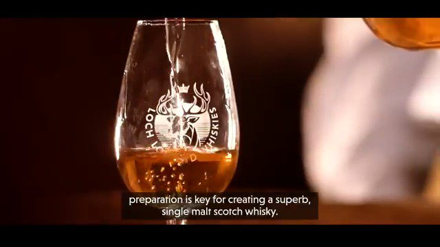 Whether you're teeing it up @TheOpen or crafting the #SpiritOfTheOpen, one thing is true: Preparation is crucial to success. Both @LochLomondMalts and Colin Montgomerie know that well.