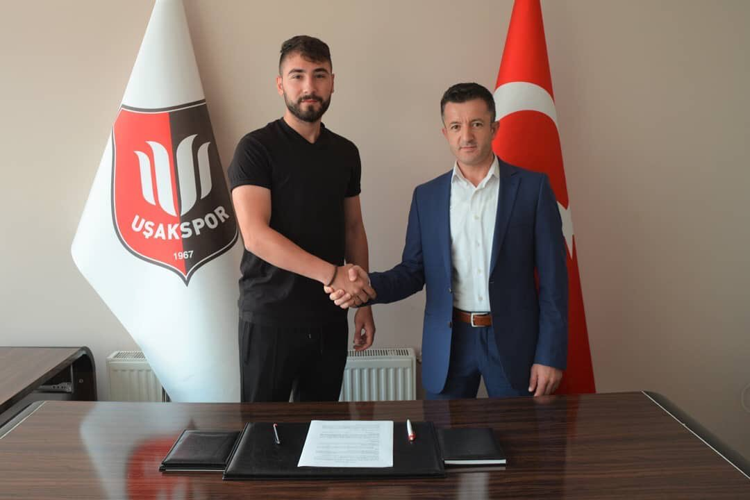Es Es'ten Uşakspor'a 2 transfer