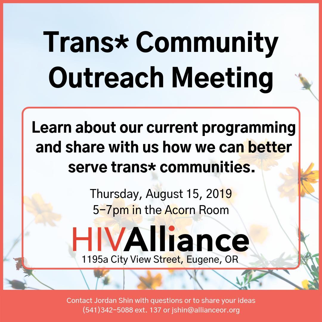 HIV Alliance (@HIVAlliance) | Twitter