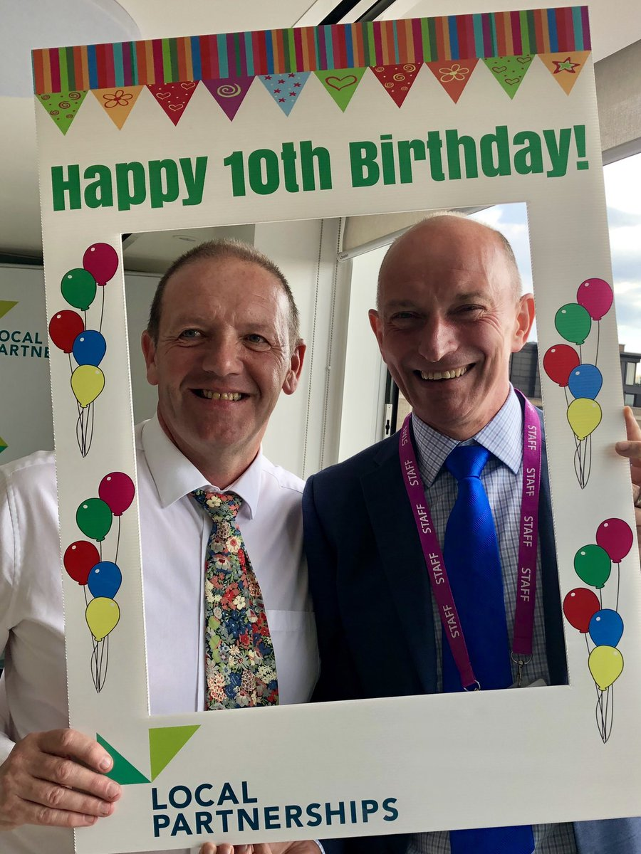 RT @MarkLloydLGA Delighted to join Board Members & Colleagues from @LP_localgov to celebrate their 10th anniversary  @LGAcomms is the proud jt owner along w/ UK & Welsh govts  Thanks Sir David Wootton, @LP_SeanHanson & @CHampdenWhite1 for inviting LGA to join the fun  Here's to the next 10 years