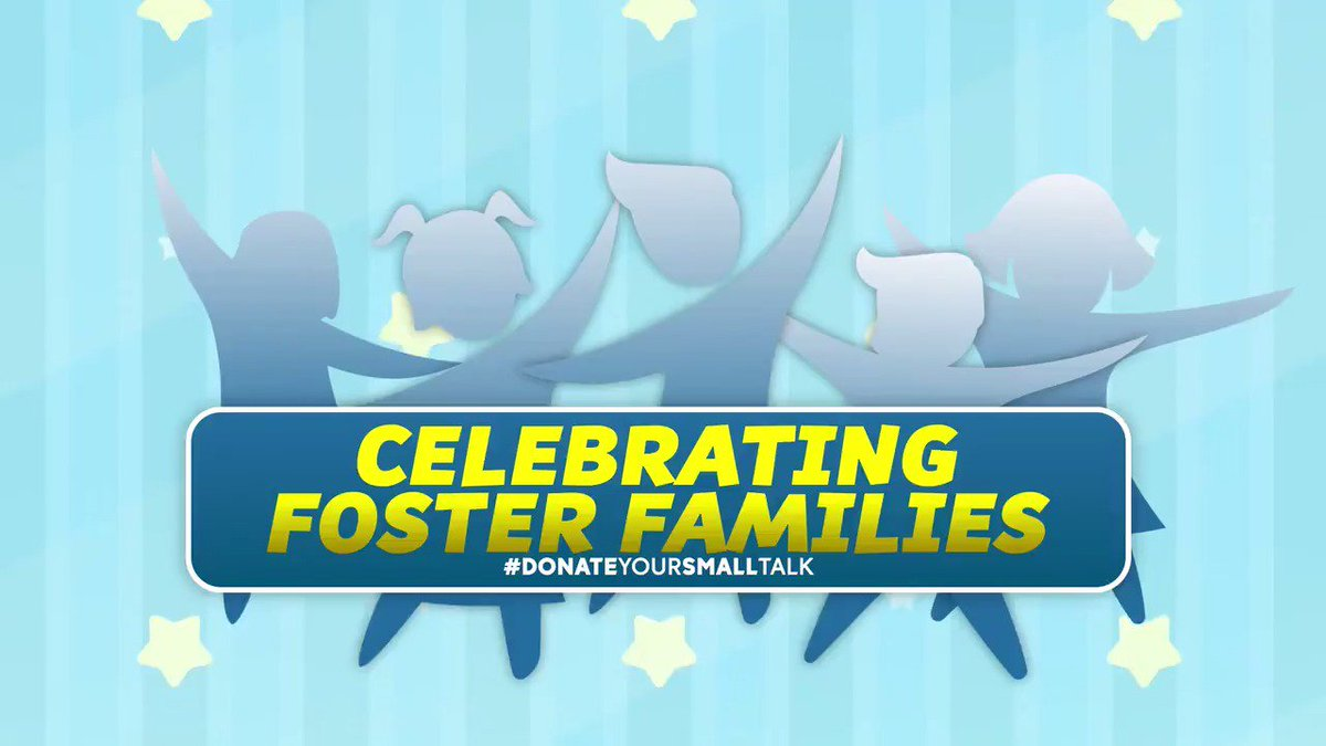 Image for the Tweet beginning: I've met some incredible foster