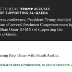 Image for the Tweet beginning: The Onion Fact Checks: Trump