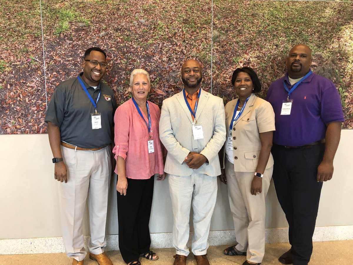 Dooly Leadership is inspired, energized, and excited about the 2019-20 year! #gaelsc2019 #thisisdooly