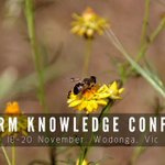 Registration for the 2019 #NRM Knowledge conference is live. This year's theme: 'Creating Resilience through NRM – how do we do it?' Check out the program and register at the link https://t.co/HB1axrotYE