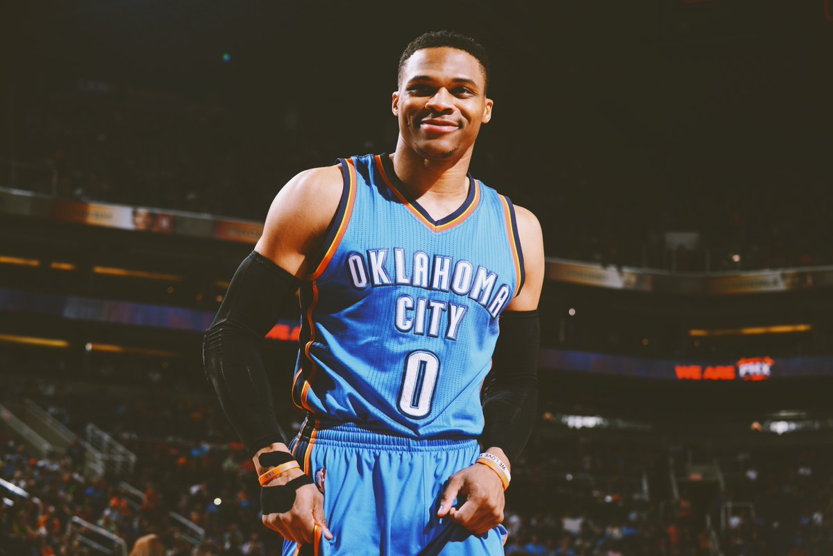 """OKC GM Sam Presti calls Russell Westbrook the """"most important player"""" in brief history of Thunder ⚡️"""