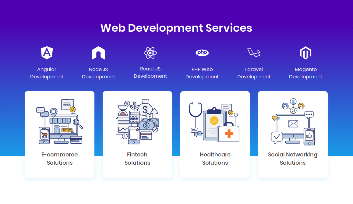 Get robust, #secure and custom #webapp with high scalability. Hire skilled team of #developers here https://buff.ly/2WSmn0z