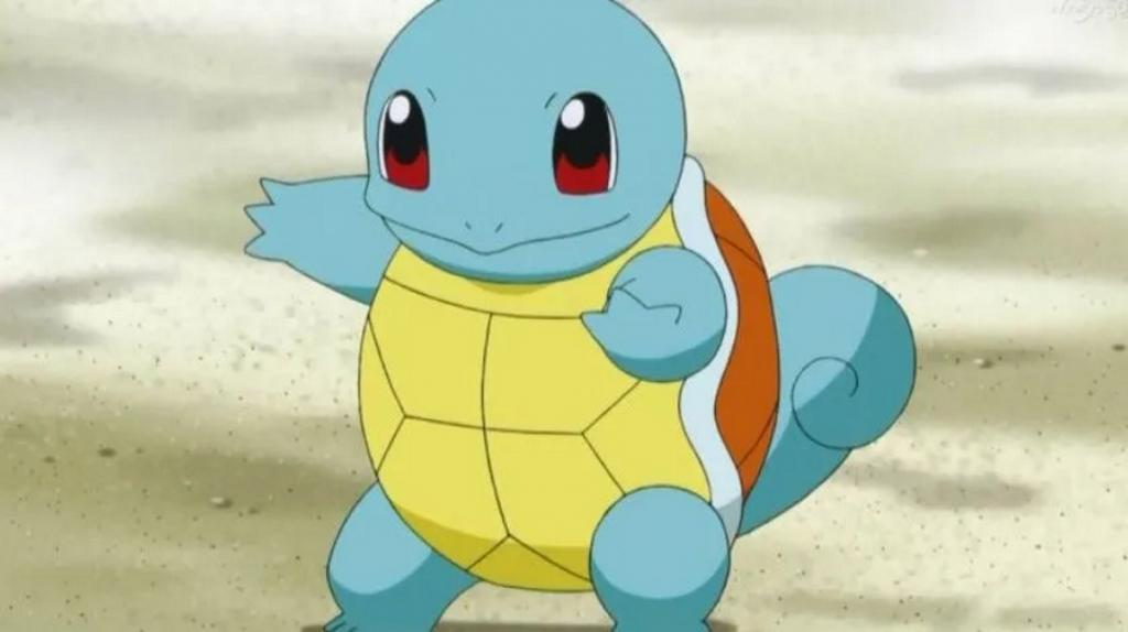 Squirtle vs #9