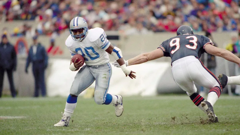 Barry Sanders was the coolest football player who ever lived: http://deadsp.in/fUxA66B