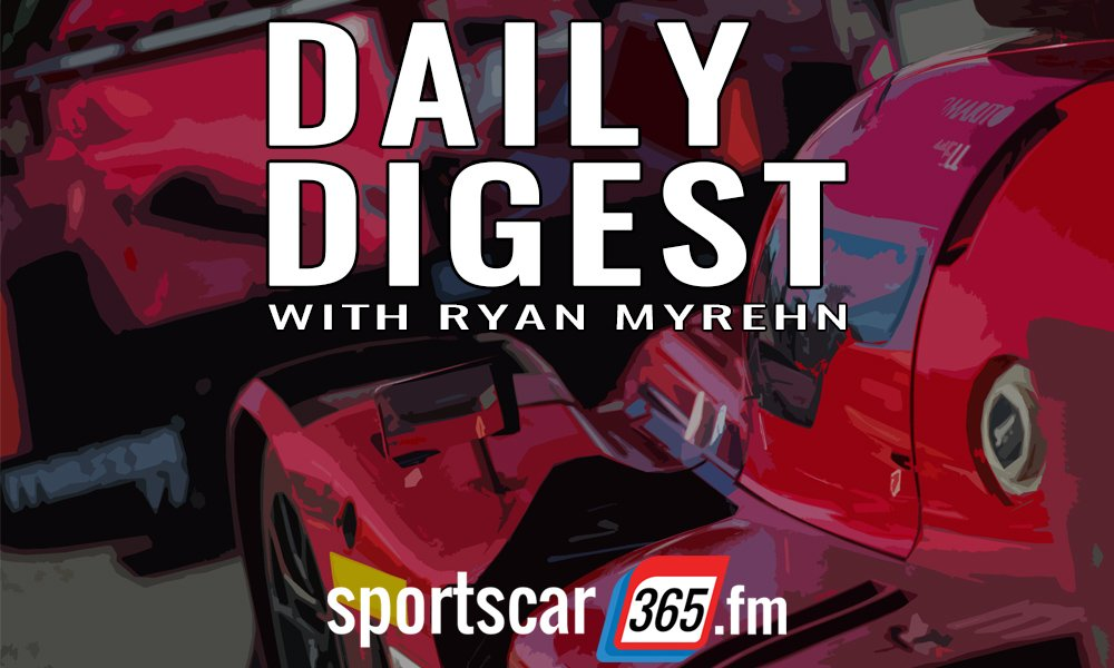 PODCAST: Daily Digest 7-17-19: sportscar365.com/podcasts/daily… A recap of the previous days top stories in sports car racing in under three minutes.