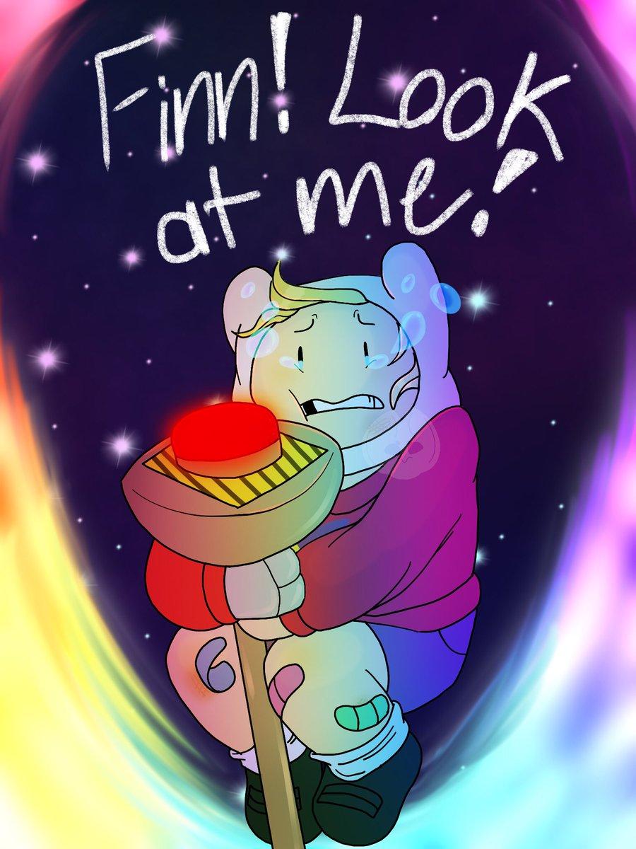 How many times am I gonna break your heart? SEVERAL TIMES! #adventuretime #gravityfalls #finnthehuman #finnmertens #jakethedog #fernthehuman #fernmertens #poppytheplantdog