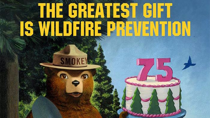 Truman's tree campus committee, in conjunction with the city and the Department of Conservation, will host Smokey Bear's 75th birthday celebration from 3-8 p.m. Aug. 3 on the quad.
