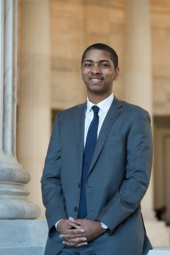 """test Twitter Media - Congratulations to @AnthonyDPrice '20 who was invited to take part in the 2019 Newman Civic fellowship from @Campus_Compact! This one-year fellowship recognizes and supports students who are """"changemakers and public problem-solvers."""" https://t.co/vpT3rXSSZC https://t.co/SjY5n7k6Ls"""