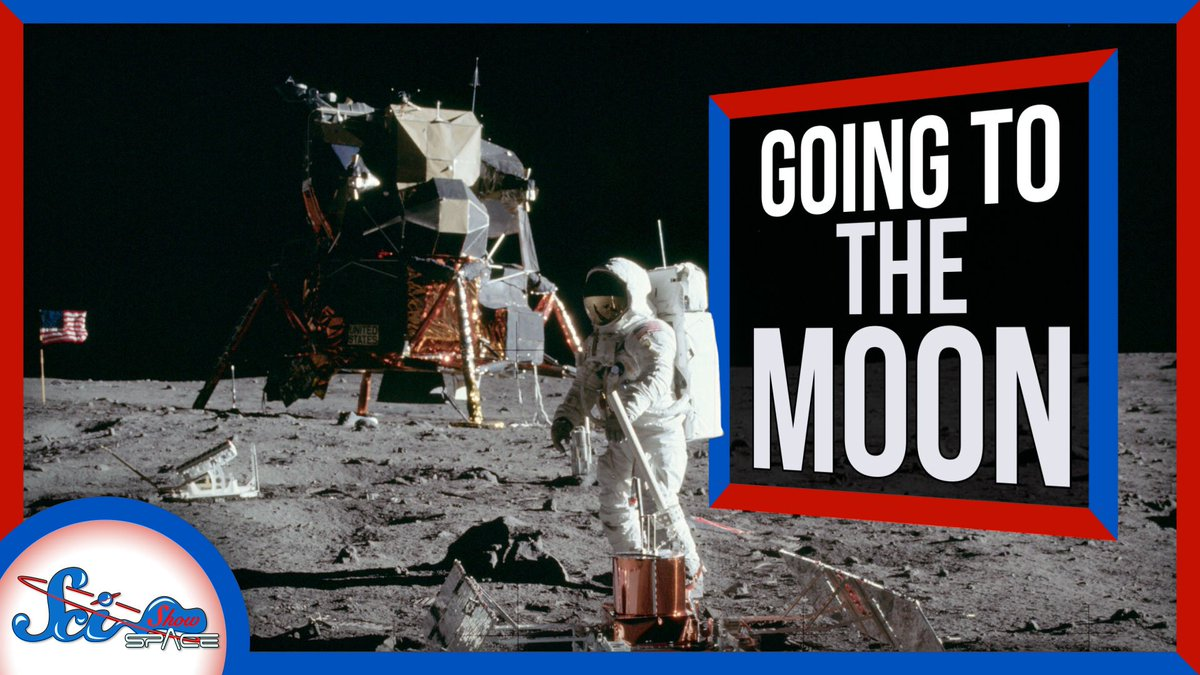 Our Apollo documentary comes out TOMORROW 🚀 Freshen up your Apollo knowledge before then with this look at what it took to put people on the Moon: youtube.com/watch?v=X1H8YB… #Apollo11 #Apollo50th #Apollo50