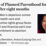 Image for the Tweet beginning: This headline at the Washington