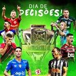 Image for the Tweet beginning: É HOJE! JOGÃO ATRÁS DE