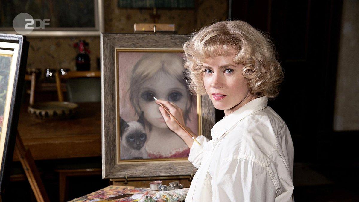 Zdf On Twitter Ein Biopic über Die Künstlerin Margaret Keane Und