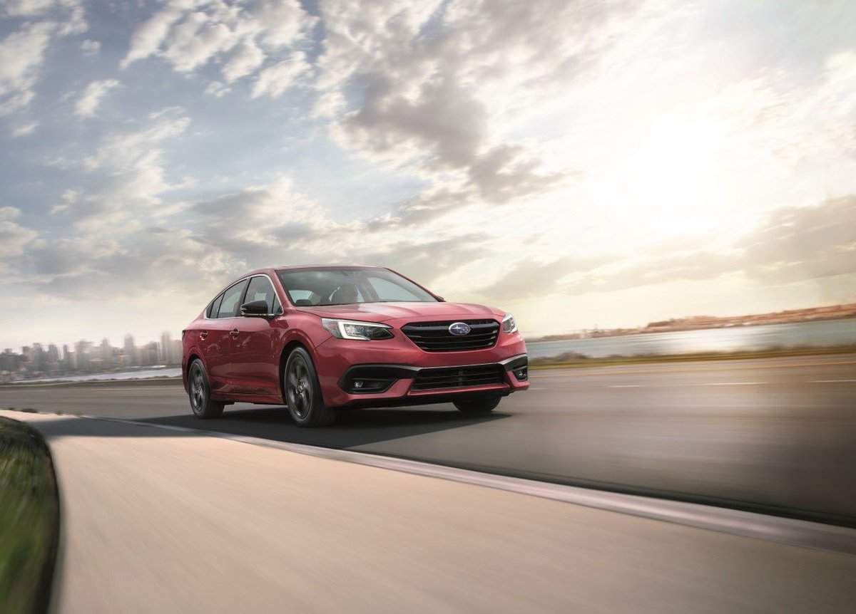 Subaru Build And Price >> Subaru On Twitter Welcome To The All New 2020 Subaru