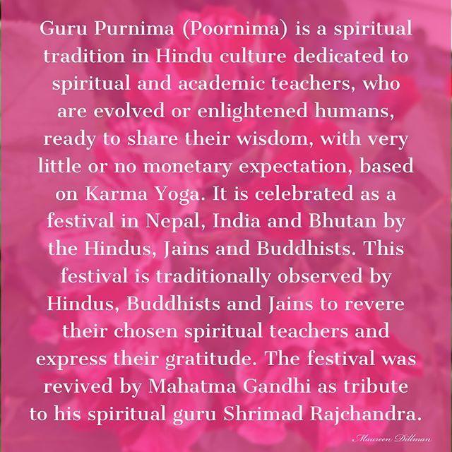 #gurupurnima #spiritualteachers #academicteachers #evolved #enlightened #wisdom #gratitude #mahatmagandhi #amma #amritanandamayi https://ift.tt/2khG0gp