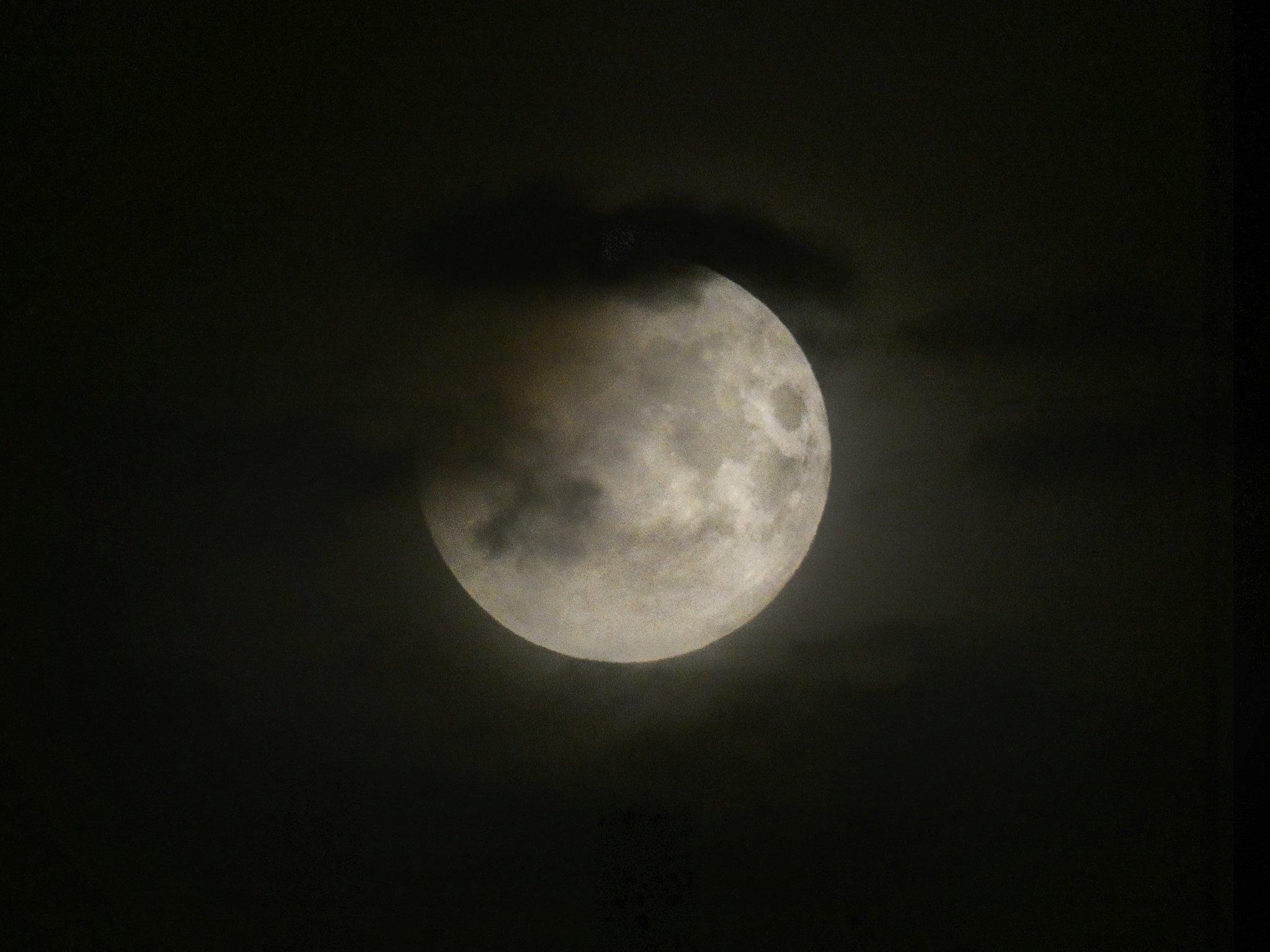 как фотографировать луну ночью на зеркалку можно защитить