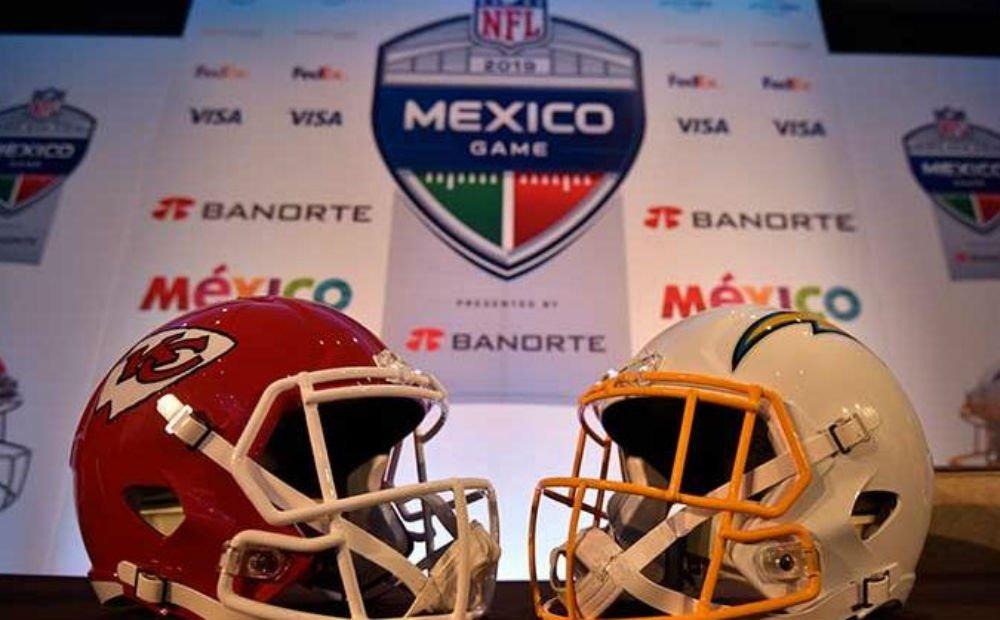 RT @MediaCancha6: De 800 a siete mil 500 pesos, los boletos para Chargers-Chiefs en México https://t.co/rzooHJbxJg https://t.co/gBDPBznwks